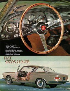 Fiat 2300S Coupé Concept Car