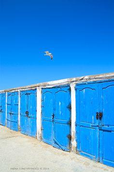 Maroc || Essaouira: No Time. No News. No Shoes.