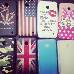 Proteggi il tuo nuovo… Nokia 630 #nokia630 #nokia #630 #cover #smack #minnie #mimetica #camouflage #amsterdam #america #inghilterra #bandiera #flag