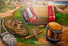 Colombia music genre, vallenato