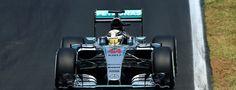Hamilton obtiene la pole en GP de Hungría