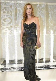 Markéta Plánková Strapless Dress Formal, Formal Dresses, Celebrity, Fashion, Dresses For Formal, Moda, Formal Gowns, Fashion Styles, Formal Dress