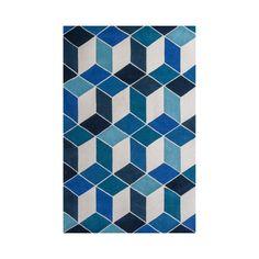 """Zolo // Kaleidoscope Ocean (3'3"""" L x 5'3""""W)"""