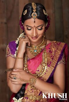 In awe of this #srilankan hair and makeup look created by Shindy - Makeup Artist  +44(0)7735 000 795 www.shindy.co.uk  Outfit: Casipillai Designer Collection Jewellery: Anees Malik Flowers: Sri Vallis
