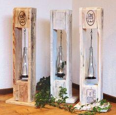 20 Brilliant DIY Pallet Furniture Design Ideas to Inspire You - diy pallet creations Pallet Crafts, Diy Pallet Projects, Garden Projects, Pallet Ideas, Wood Ideas, Garden Ideas, Diy Outdoor Furniture, Diy Pallet Furniture, Garden Furniture