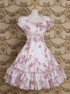 adella rose Mary Magdalene | Lolita Fashion Archive and Resources
