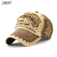 c227239cec1 Jamont Brand Unisex Retro Snapback Baseball Cap Men Women Cotton Hat  Jmt12870