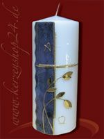 Trauerkerze A-1016 Première Communion, Pillar Candles, Candles, Candle Art, Keepsakes, Gifts, Taper Candles