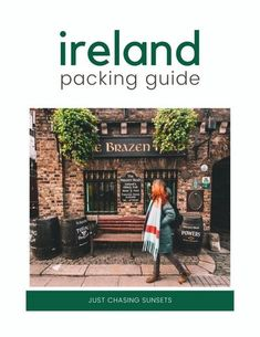 Get ready for your trip to Ireland with this ultimate guide to packing for Ireland in any season. Use this Ireland packing list in the fall, summer, winter, or spring and you'll stay warm and dry while you travel in Ireland. #packinglist #irelandtravel #packingtips Scotland Travel, Ireland Travel, Europe Travel Tips, Travel Pics, Travel Packing, Budget Travel, Darn Tough Socks, Summer Winter, Spring