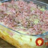 Toto schová do vrecka aj tradičné francuzáky: Labužnícke zemiaky s kyslou smotanou, mozzarellou a šunkou! Mashed Potatoes, Ethnic Recipes, Food, Meal, Essen, Hoods, Meals, Shredded Potatoes, Eten