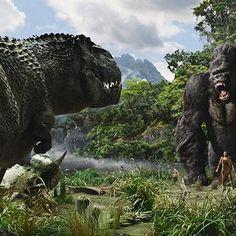 Movies: Kong: Skull Island may move to Warner Bros. setting up Godzilla crossover