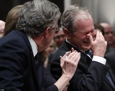 5 of the most powerful quotes from George H. Bush's funeral - The Boston Globe American Presidents, Us Presidents, American History, George Bush Family, Joe And Obama, Barbara Bush, Laura Bush, Fairfax Media, Most Powerful Quotes