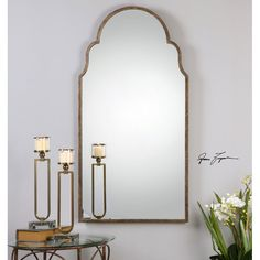 Tall Arch Mirror, AllModern #sponsored