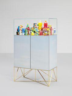 Alberto Biagetti. Post Design Collection 2012, for Memphis.