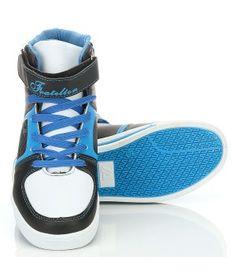 Wysokie półbuty męskie sneakersy Fratel HY-1408-1