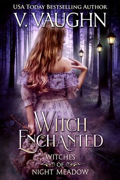Book Cover Art, Book Covers, Fiction Novels, Paranormal Romance, Fantasy Books, Book Club Books, Great Books, Bestselling Author, Enchanted