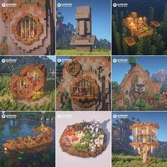 Goldrobin – Minecraft Builder on In Minecraft Houses Blueprints, Minecraft Plans, Minecraft House Designs, Minecraft Survival, Cool Minecraft Houses, Minecraft Tutorial, Minecraft Crafts, Minecraft Buildings, Minecraft Structures