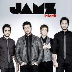 """""""Eu Quero Eu Gosto"""" by Jamz was added to my Discover Weekly playlist on Spotify"""