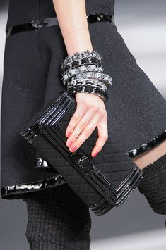 Chanel Fall 2013 * Details
