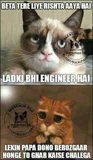 #lol bichari indian #engineers @indianjokes