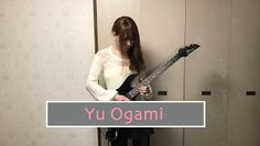 """Yu Ogami: Canon Rock   Thank you for many comments and comments on the previous video.(https://www.youtube.com/watch?v=0h_qi...) During the period when I was practicing this song there were times when I had a hard time at private and my heart was hurt. I hurt my eyes with sickness I also hurt my left wrist. However I also had a great gospel. There was a friend who told me that important things are important. I told the friend that I've been having a hard time. Perhaps I was thinking that """"I…"""