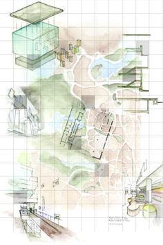 Map diagrams.Library Study Diagrams. Bishan Public Library ...