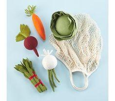 toy vegetables
