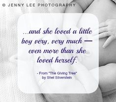 and she loved a little boy quote | and she loved a little boy very, very much - even more than she loved ...