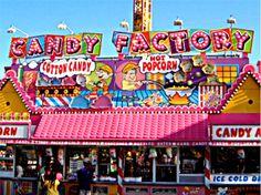 Candy Factory, Sacramento California