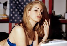 Lana del Rey - America's new princess