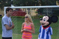 Kaka Soccer Brazil Disney Interview Fitzness - 06 #Oakley #endlesswardrobe #workoutwear #repost!
