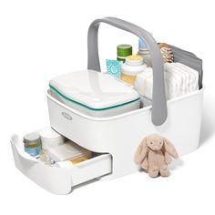 Baby Necessities, Baby Essentials, Diaper Caddy, Boy Diaper Bags, Baby Must Haves, Baby Registry Must Haves, Baby Supplies, Cool Baby Stuff, Baby Stuff Must Have