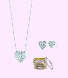 just like Valentine's Day. Italian Gold Jewelry, Valentine Day Gifts, Valentines, Roberto Coin, Wedding Tattoos, Travel Design, Diamond Bracelets, Wedding Humor, Jewelry Collection
