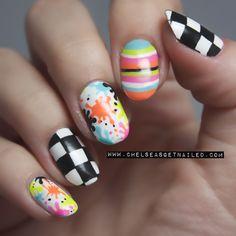 Resultado de imagen para banksy nails