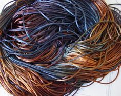 hand dyed cord supplier