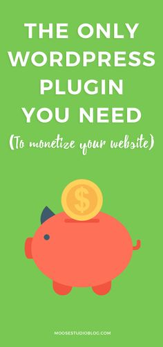 How To Easily Monetize Your Website With Only One WordPress Plugin : Viglink. Click through to learn more about this affiliate marketing powerhouse. Seo For Beginners, Blog Planner, Make Money Blogging, Blogging Ideas, Wordpress Plugins, Mom Blogs, Blog Tips, Affiliate Marketing, Internet Marketing