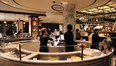 Plaza Food Hall - New York
