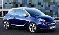 #Opel #Adam. El coche que conquista la ciudad con su proprio diseño y carácter únicos.