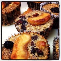 Marcy Can Cook!: Baked Oatmeal Cups