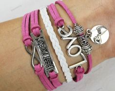 personalized charm bracelets-friendship bracelets,infinite love bracelets,bracelets,best gifts idea,gifts for her 336