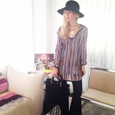 Rachel Zoe Is All About the Tunics