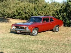 1974 Nova, my favorite car I owned, not quite this great though