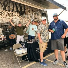 "Baffin Bay Rod and Gun The King Ranch is as good as it is big hosting their ""Paloma Pachanga"" this afternoon. A few special guests here @deermeatfordinner's Robert Arrington Lance from the King Ranch Brad with @silverstagknivesofficial and Jason from Game Guard! Now let's go shoot some dove! #findyourwild #gameguard #silverstagknives #kingranch #deermeatfordinner #BBRG #BaffinBayRodAndGun #SargeCustomRods #CaptSally #BlacksMagicJigHeads #SaltwaterAssassin #ChrisMarineBoats #23HaynieCat…"