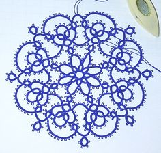 The Lace Mat