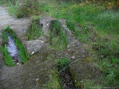 Soriano nel Cimino (Viterbo) - Corviano - tombe antropomorfe - Photo G. Garofoli (05-2009) - © All rights reserved - Tesori del Lazio