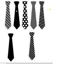 Necktie svg file (free)