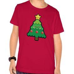 El árbol de navidad lindo de Kawaii embroma la