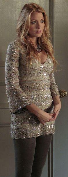 The End of the Affair? | Serena van der Woodsen style