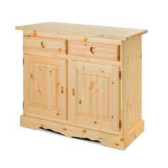 Armadio con ante scorrevoli in legno massello di pino di svezia proposto in colore di finitura - Mobili in pino di svezia ...