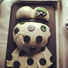 Metal Mulisha Baby Shower Cake! I wish I woulda seen this when I was Preggo